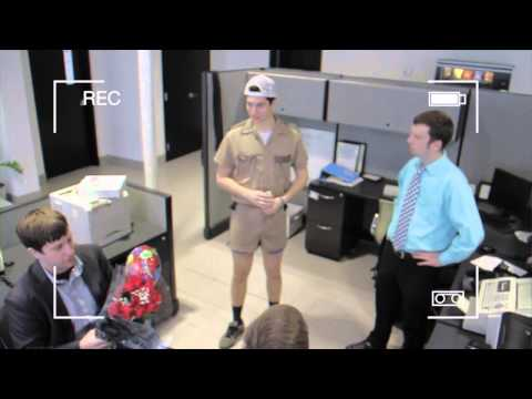 Pizza Delivery guy humiliated by car dealership