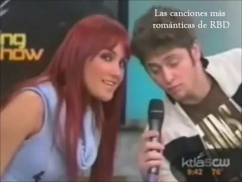 Las Canciones Más Románticas De RBD