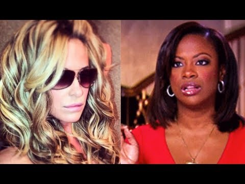 'Real Housewives of Atlanta' Kandi Sues Kim, Phaedra Represents