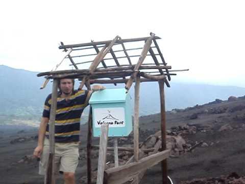 Vanuatu Volcano Post