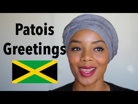 Jamaican Patois Greetings | Donalee Curtis