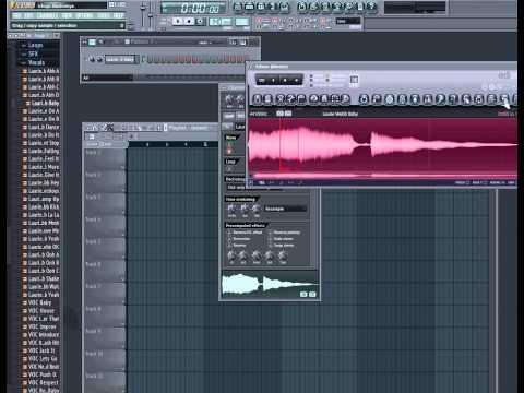 Как быстро сделать вокал с эффектом придыхания? на tubethe.com