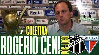 [Cearense A '19] Coletiva Rogério Ceni | TV | Pós-jogo Ceará 0 X 1 Fortaleza  | TV ARTILHEIRO