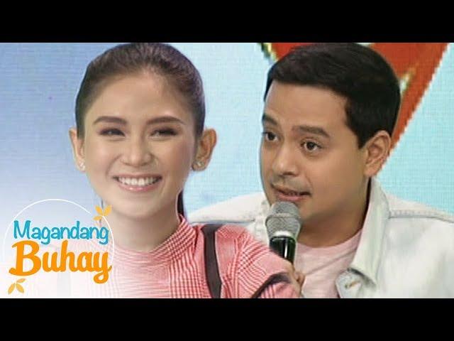 Magandang Buhay: Sarah and John Lloyd on relationships