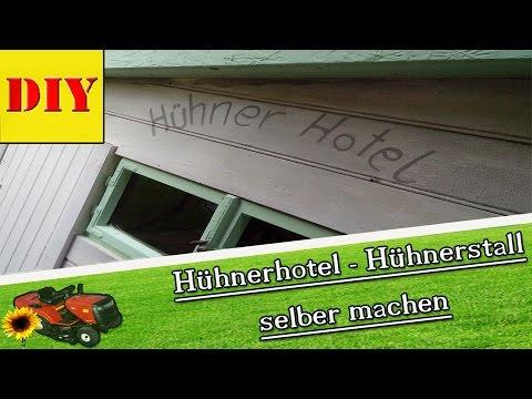 Hühnerstall - Hühnerställe - Hühnerhaus Aus Holz Selbst B.z.w Selber Bauen Von Ingo - Der Heimwerker