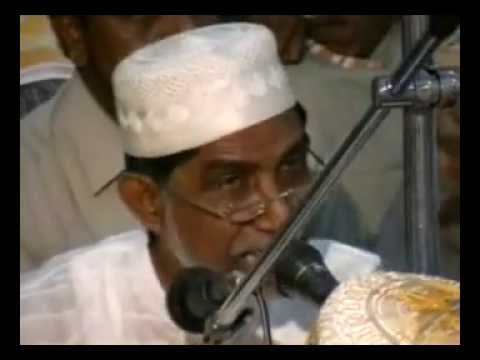 Yaarada Mauthaanathu - Tamil Islamic Song By A.jainullabudin Faizi video