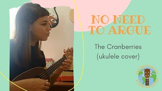 Watch Cranberries No Need To Argue video