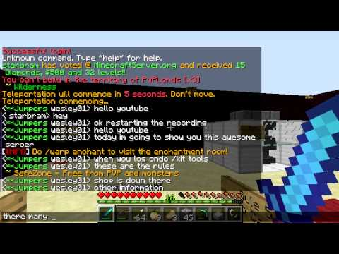Minecraft 1.4.7 CRACKED PvP server|you can raid|Mob arena|