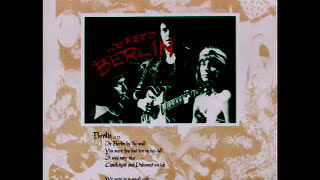 Watch Lou Reed Berlin video