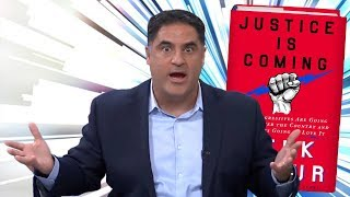 Cenk wrote a book ... kind of