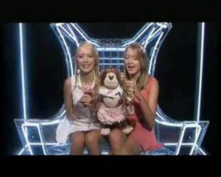 Big Brother  8 Uk   Transvestite Teddy   Twins Make Over