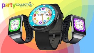 party Collection – Watch Face for Android Wearables