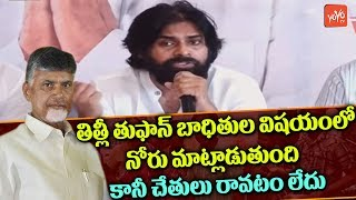 Pawan Kalyan Excellent Comments on AP CM Chandrababu Naidu | Janasena Party