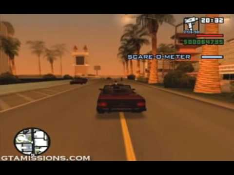 GTA: San Andreas - ps2 - 78 - Fender Ketchup