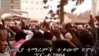Message From Dimtsachinyisema Amharic ሶስት አመት ያስቆጠረው ትግላችን እንዳንሰራራ ይቀጥላል!