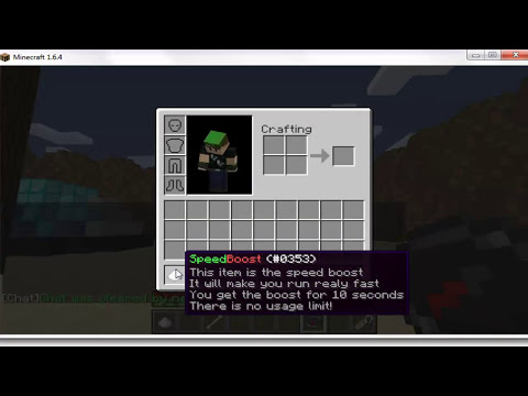 Minecraft Bukkit Plugin - Custom Join Items - Super plugin for owners!