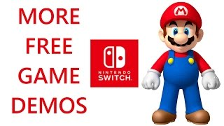 How To Download FREE Nintendo SWITCH Demos From Japanese eShop