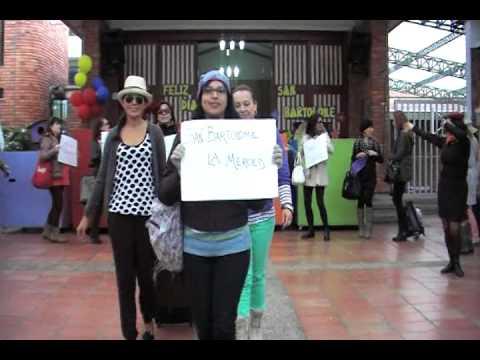 VIDEO DESPEDIDA PADRE CARLOS EDUARDO CORREA S.J.