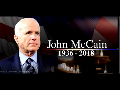 BREAKING: Senator John McCain Dead At 81