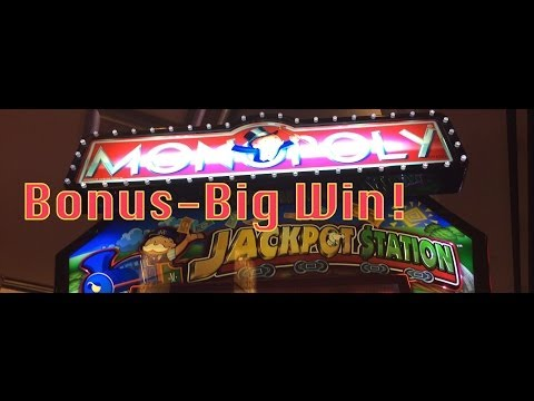 monopoly jackpot station slot machine wms gaming