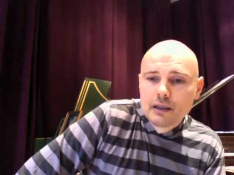 Billy Corgan - Record Club&Oceania Update