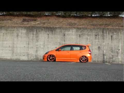 honda fit daytime ver test fit rs new rs 無限