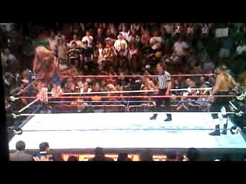 Ultimate warrior vs hhh wrestlemania 12