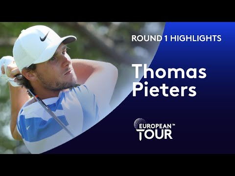 Thomas Pieters Highlights | Round 1 Commercial Bank Qatar Masters