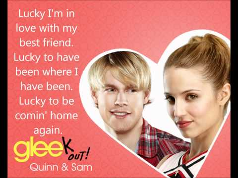 Glee Cast - Lucky