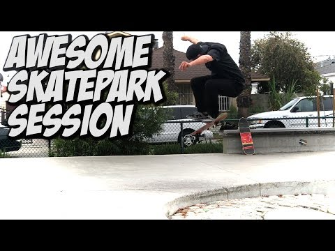 SKATEBOARDING WITH THE BROS !!! - A DAY WITH NKA