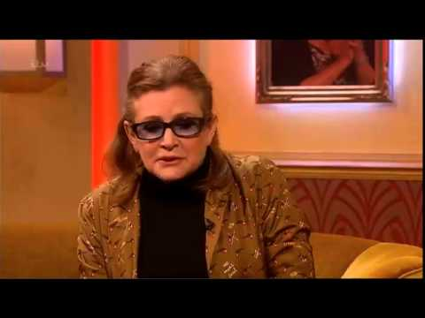 The Paul O'Grady Show - Carrie Fisher Interview
