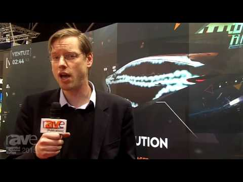 ISE 2015: Ventuz Shows Off Their Real-Time Media Servers for Video and LED Walls