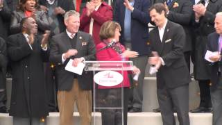 Orange County Update-Citrus Bowl Ribbon Cutting