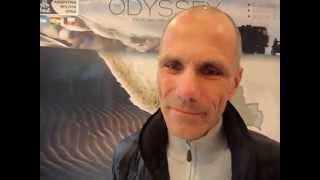Aspettando Dakar 2015, Parigi: Christian Lavieille