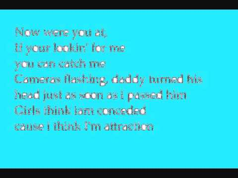 tancred pretty girls lyrics