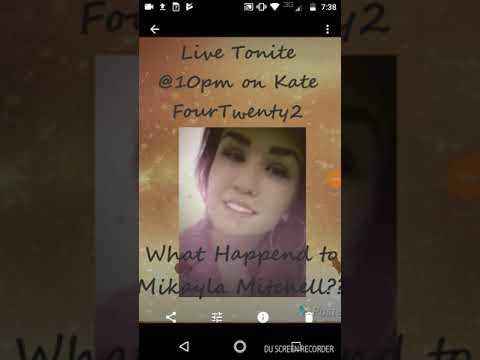 LIVE TONITE @10pm on Kate FourTwenty2