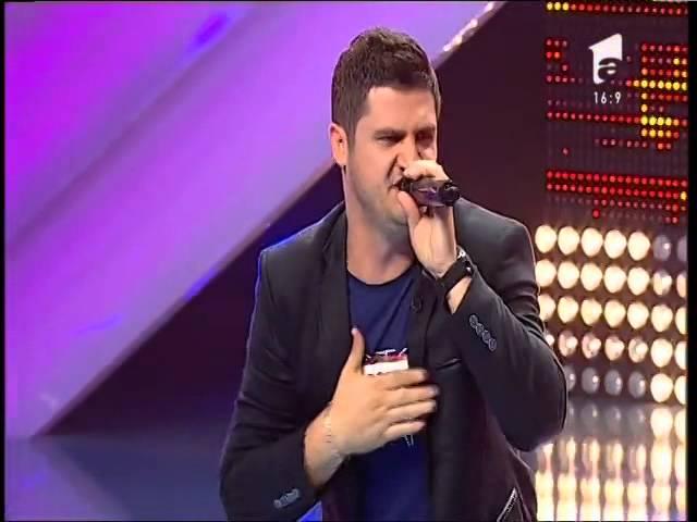 """Gusttavo Lima - """"Balada"""". Vezi aici cum cântă Alin Geacăr la X Factor"""