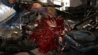 Mortal Kombat X - All Characters Performed (Back That Up) Brutality