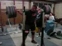 550x5 Raw Squat. Weightlifter vs Powerlifter Image 1