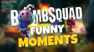 BombSquad Android Funny Moments!