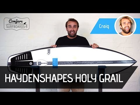 Haydenshapes *NEW* Holy Grail Surfboard Review   Compare Surfboards