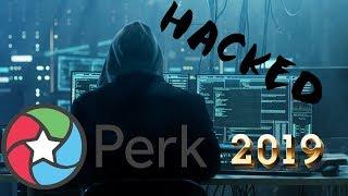Perk App HACK‼️(2019)/ REVIEW