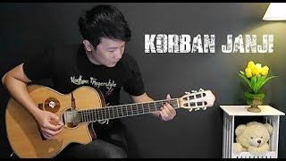 Korban Janji (Guyon Waton) Nathan Fingerstyle   Guitar Cover