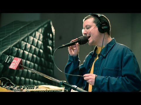 Hot Chip - Night and Day (Live on 89.3 The Current)