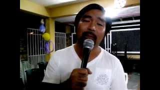 Lito Camo singing I