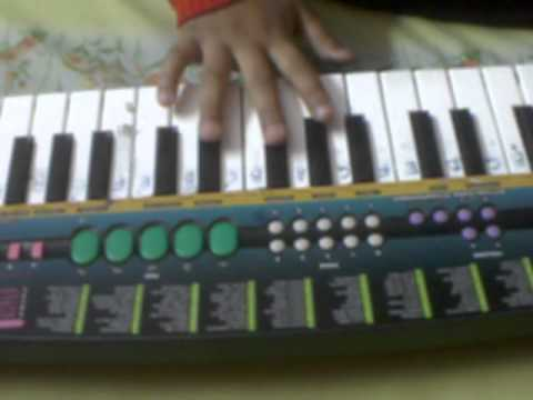 Tumse hi (jab we met) piano cover...! by prince!