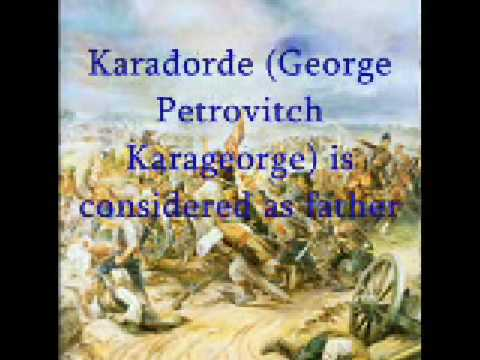 Karageorge by Napoleon Bonaparte considered as the greatest