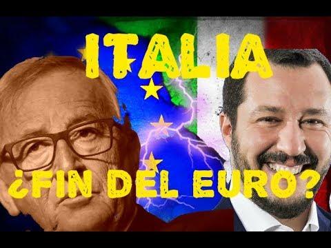 ¿El Fin de la Unión Europea y el Euro? La Italia Radical en el Poder