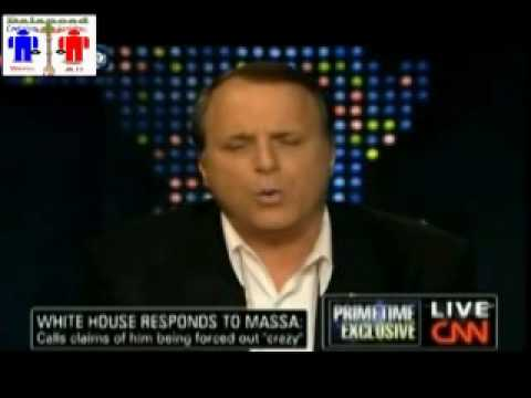 Larry King Asks Rep Massa,