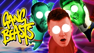 Gang Beasts Funny Moments | I GOT RIPPED APART BY A FAN!?! | Gang Beast Multiplayer